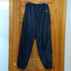 Vintage Michigan wind pants